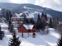 Apartmány Apollo Špindlerův Mlýn - ubytování zima Krkonoše