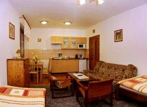 Apartmány Apollo Špindlerův Mlýn - ubytování-Krkonoše