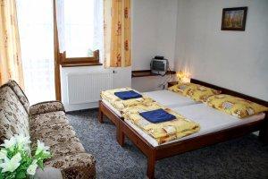 Pension Apollo Špindlerův Mlýn - accommodation