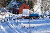 Pension Minerva Špindlerův Mlýn - snowtubing, dětský vlek Krkonoše