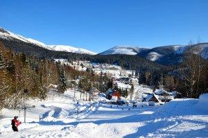 Pension Minerva Špindlerův Mlýn - snowtubing, dětský vlek
