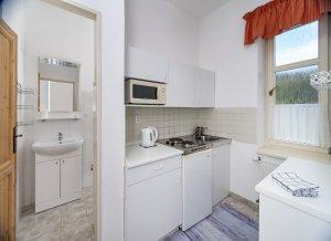 Pension Minerva Špindlerův Mlýn - ubytování v apartmánech Krkonoše
