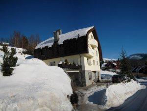 Apartmány Sport Špindlerův Mlýn - ubytování zima