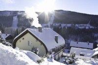 Pension Sport Špindlerův Mlýn - ubytování zima Krkonoše