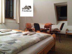 Pension Fontana Špindlerův Mlýn - ubytování v Krkonoších