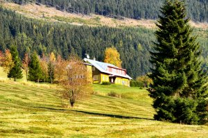Ubytování Pension 48 - Špindlerův Mlýn - Svatý Petr - Krkonoše