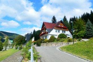 Pension Fuka Špindlerův Mlýn - ubytování v Krkonoších