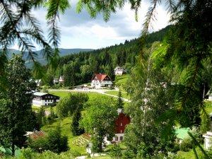 Pension Fuka Špindlerův Mlýn - ubytování léto v Krkonoších