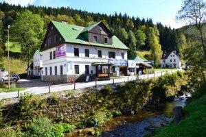 Pension Fortuna Špindlerův Mlýn - levné ubytování - léto v Krkonoších