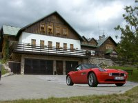 Accommodatie - Pension Krausovy boudy - Spindleruv Mlyn - Reuzengebergte