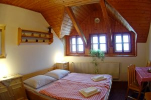 Pension Krausovy Boudy Špindlerův Mlýn - ubytování v Krkonoších
