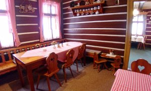 Pension Krausovy Boudy Špindlerův Mlýn - restaurace
