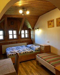 Noclegi - Pension Krausovy boudy - Szpindlerowy Młyn - Karkonosze
