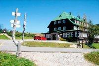 Pension Malý Šišák - Špindlerův Mlýn - ubytování léto v Krkonoších