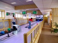 Pension Malý Šišák - Špindlerův Mlýn - bowling