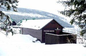 Pension Malý Šišák - Špindlerův Mlýn - sauna
