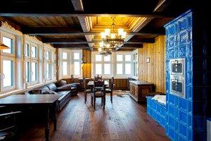 Pension Malý Šišák - Špindlerův Mlýn - restaurace Krkonoše