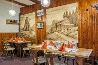 Pension Moravěnka - Špindlerův Mlýn - restaurant