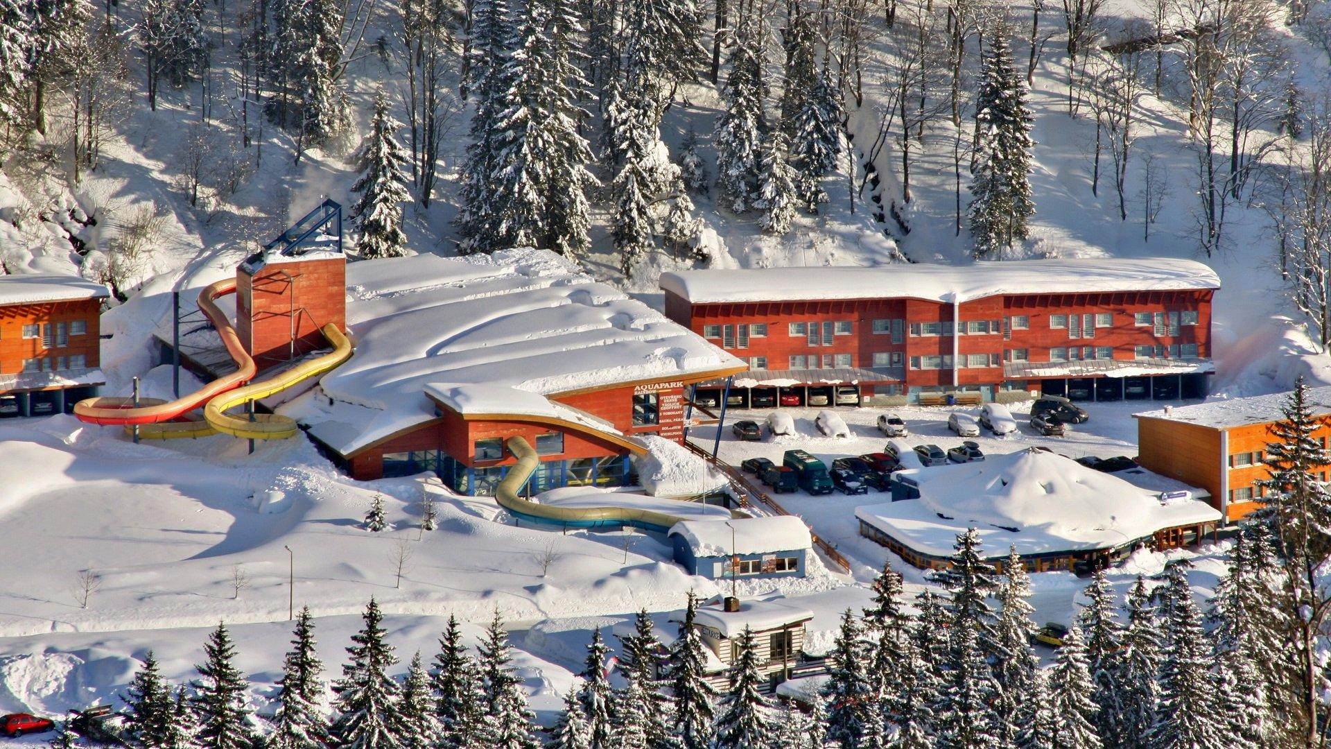 Aquapark Špindl Hotel