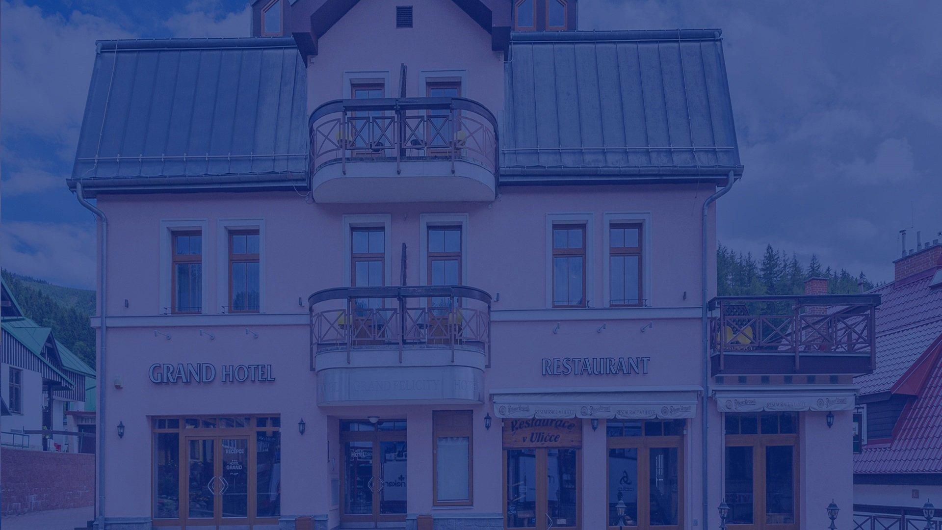 Wellness - hotel Grand