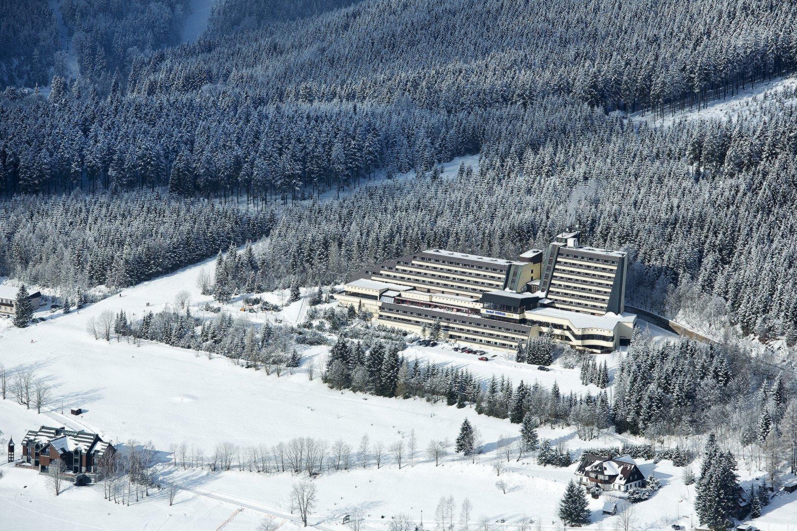OREA hotel Resort Horal
