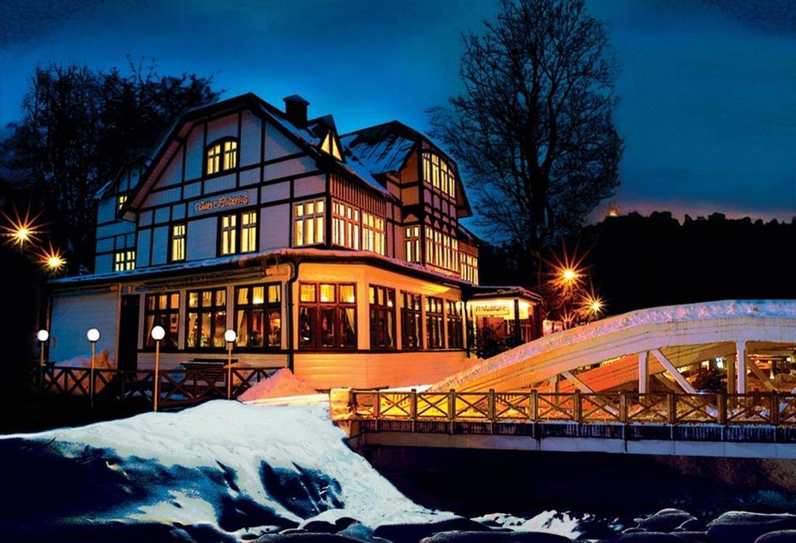 Hotel Villa Hubertus
