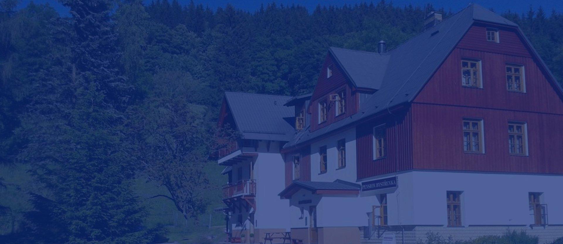 Apartmány Bystřenka