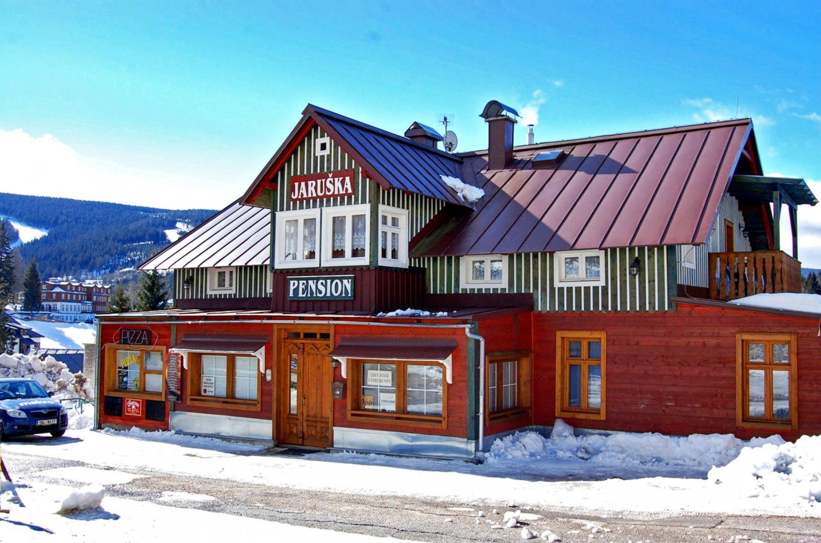 Pension Jaruška