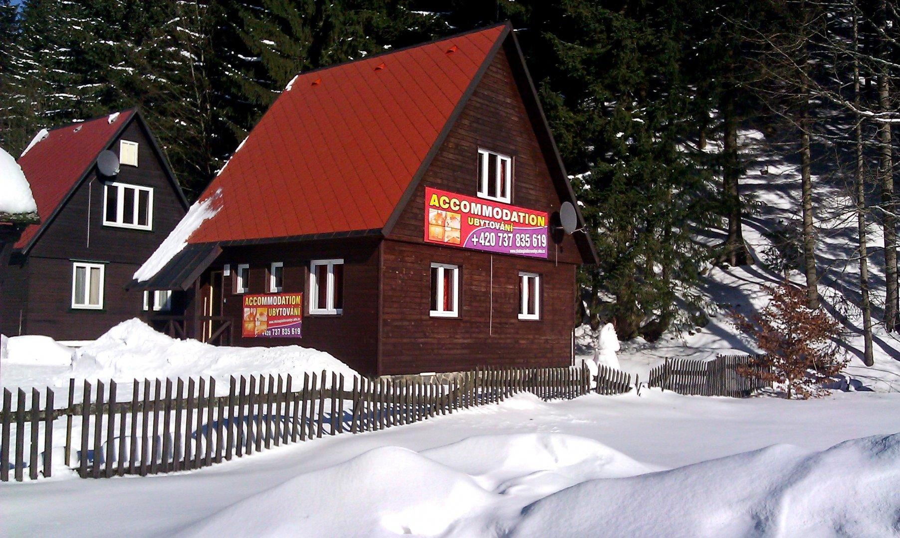 Chaty Špindlerův Mlýn